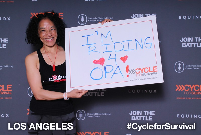 02/24/2018 Cycle for Survival West Los Angeles