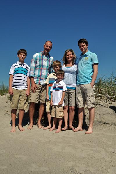 Paulson Family