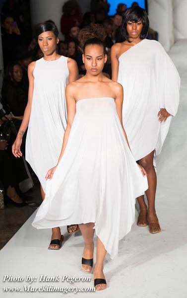 Brooklyn Fashion Week w/ Marita Huurinainen