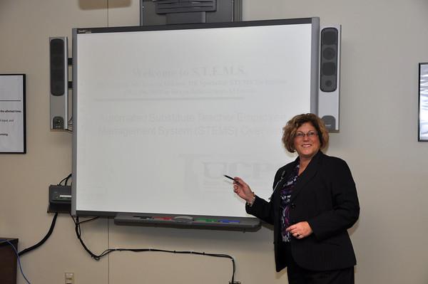 UCPS New Substitute Teachers Orientation