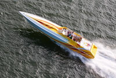 Carolina Powerboat Association Fun Run 2009