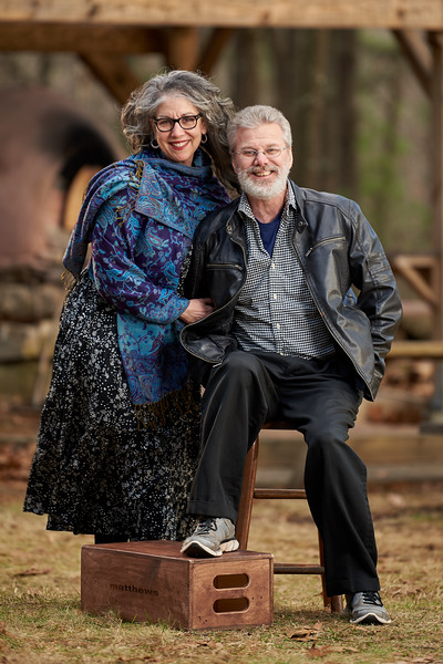 Cheryl and Jerry Holbert