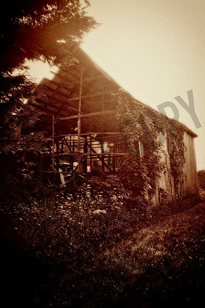 Barns of Calvert - Photo a Day Images