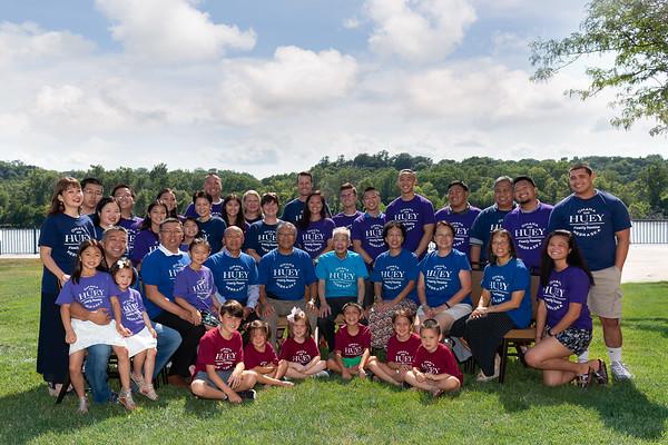 Huey Family Reunion