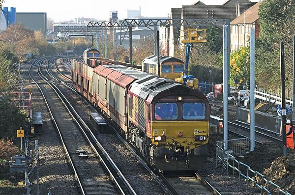 1st December 2009: North London