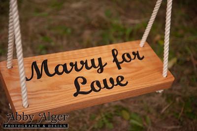 Austin Engagement Swing