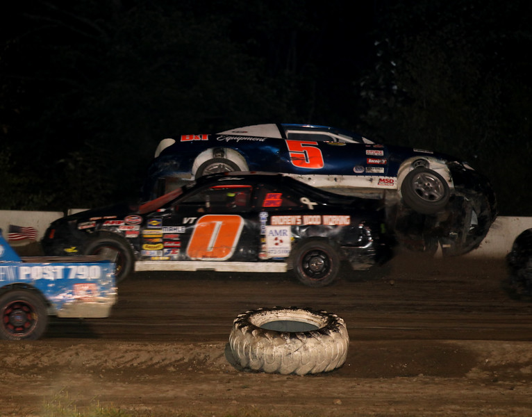 9-15 99ROCK New England Dirt Track Championship
