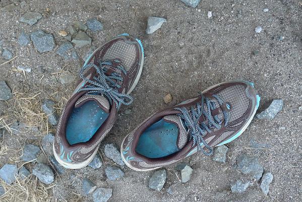 Sitton Peak  Trail Run  3.12.11
