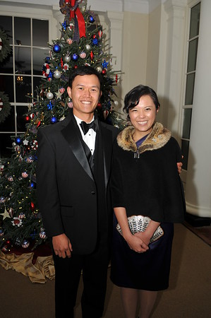 White House Holiday Party 2012