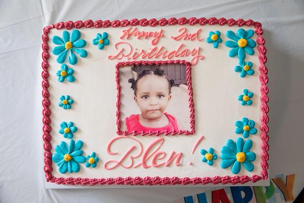 Blen's Birthday