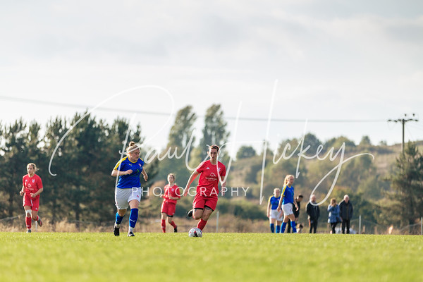 Kidderminster Harriers Women's First Team  vs Cheltenham Town Women's Football Club 17/10/21