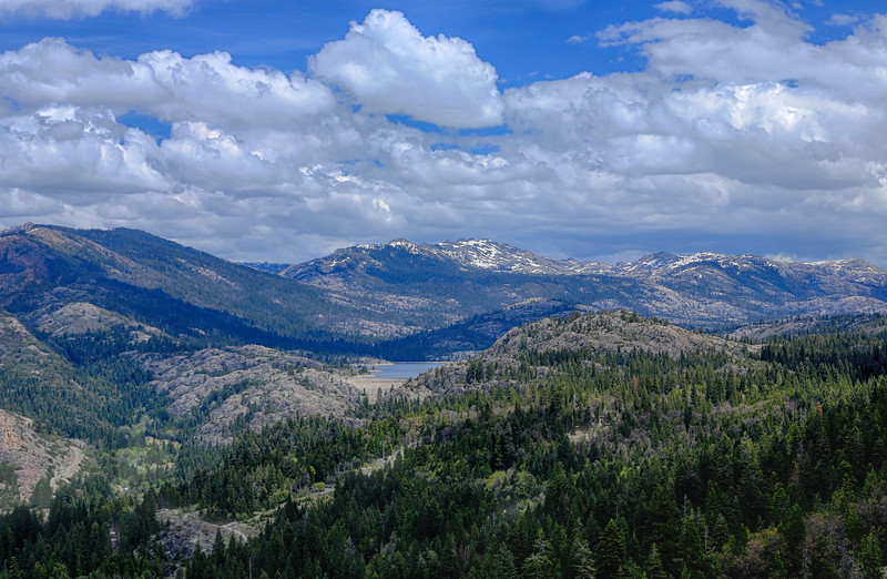 Sierra Nevada Viewpoint
