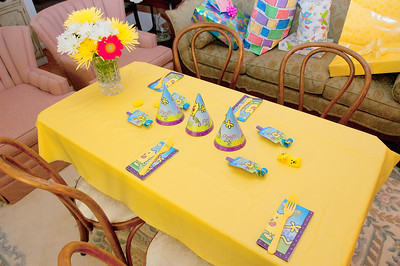 Kinsleigh's 4th Birthday Party