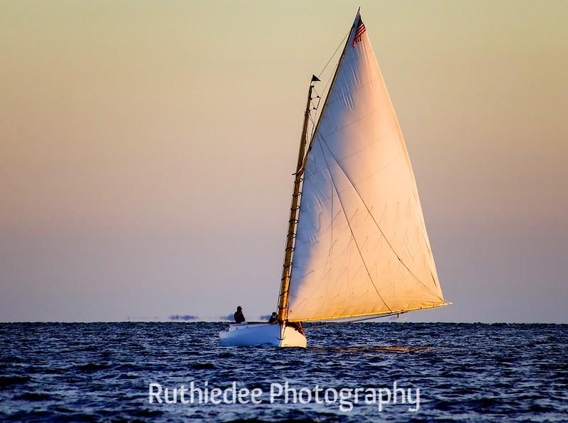 Sailing in Pocasset