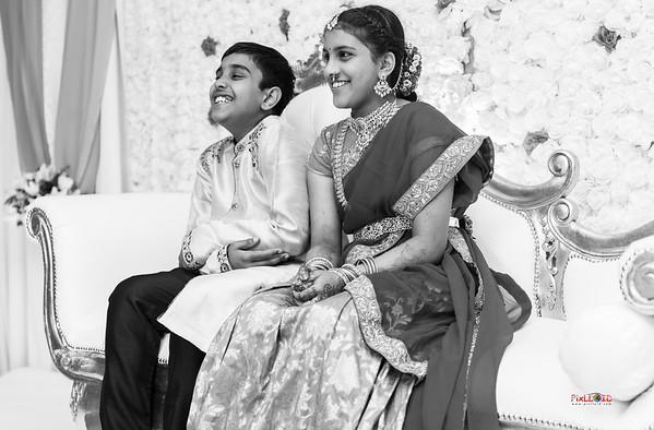 Sahasra & Akshat's celebrstions..