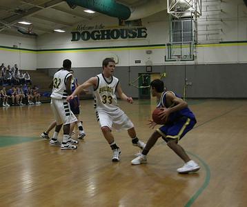 2009 Basketball vs Foothill Jan 3
