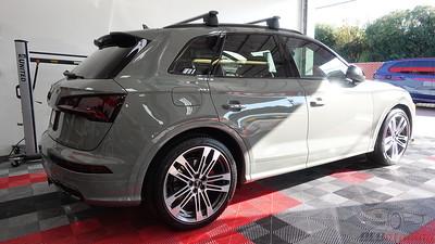2019 Audi SQ5 Quantum Grey