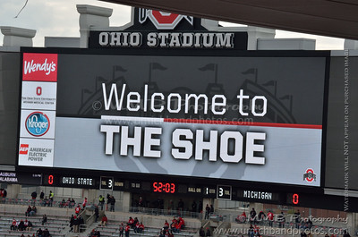 Video Board Photos - Ohio State 2016