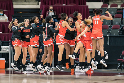 2020-Dec-15 NCAA Women's Basketball | Texas A&M v Sam Houston State Bearkats