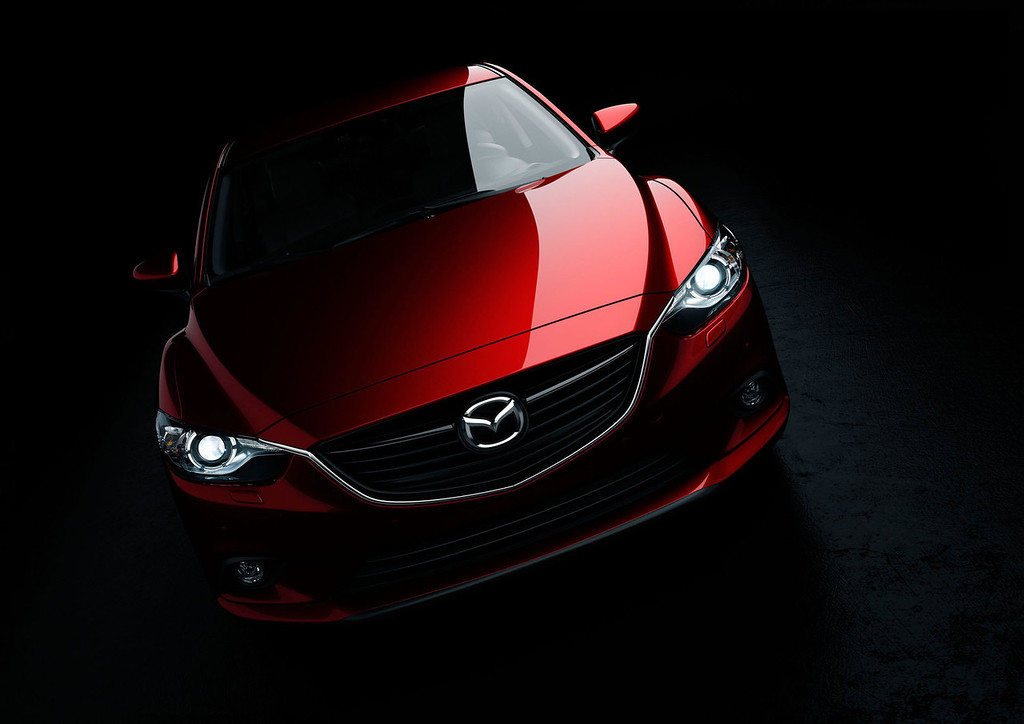 . All-New 2014 Mazda6 (Russian Spec).  (PRNewsFoto/Mazda North American Operations)