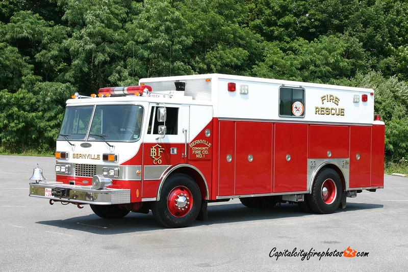 Bernville X-Rescue 29: 1990 Pierce Dash