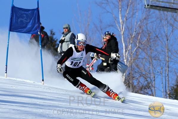 2012 Men's Leavitt Invitational Giant Slalom