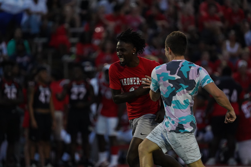 Football vs. NC Central 9/14