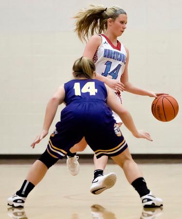 20180116 - Girls basketball Marian Central Vs. Wauconda (SN)