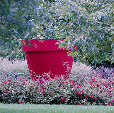 Jardin du Rivau - Pots