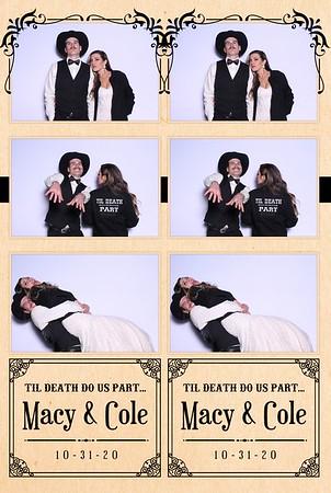 10-31-20 Macy & Cole wedding