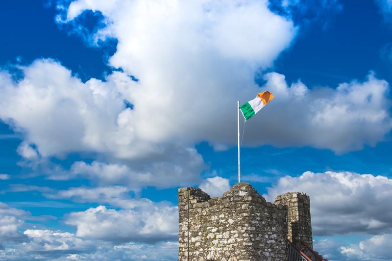 Irish Skies are Smiling
