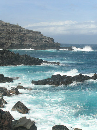 Maui Scenery--October 2006 (Jaimie's photos)