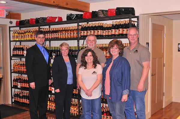 05-04-17 NEWS Ribbon Cutting @ Lumberyard winery