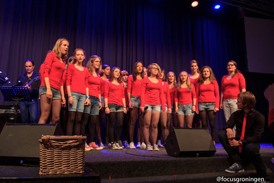 groningen 2013-groninger kinder- en jeugdkoor-zomerconcert uitvoering