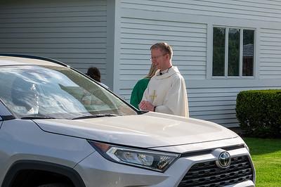 Father Maher Farewell Parade