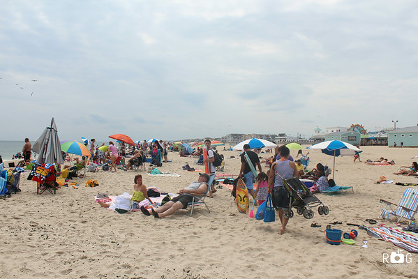 Point Pleasant Beach and Hoboken