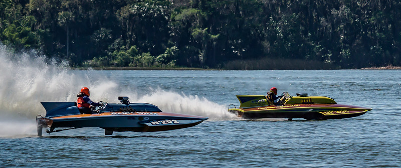Classic Race Boat Association presents the March 2017, Tavares Spring Thunder Regatta,