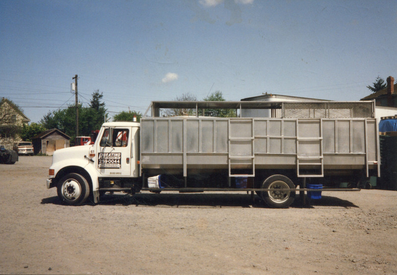Recycle Starts in Everett in 1990