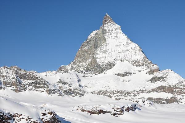 Zermatt mars 2011