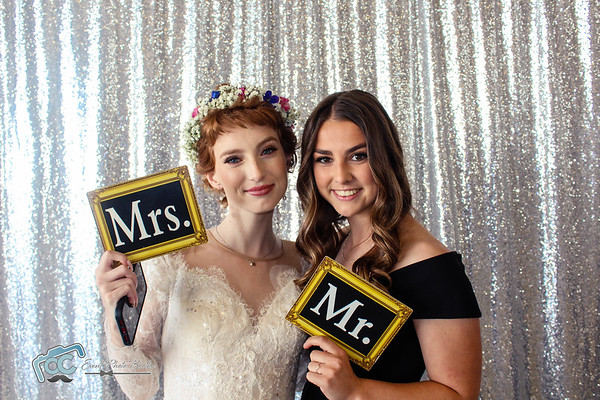 Kyle & Lainey's wedding Reception (Kyle's Wish) 04/20/21