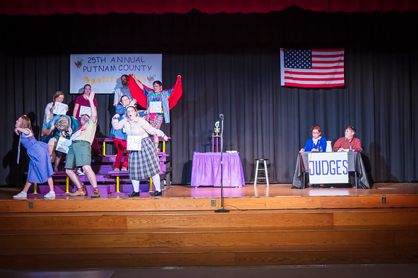 KLT - Spelling Bee Show
