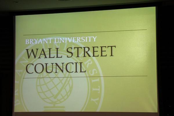 Bryant University 11.18.15