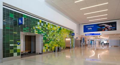 West Gates at Tom Bradley International Terminal (Interior)