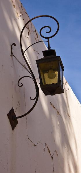 Lamp - Scotty's Castle