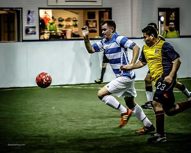 20131112 FC Fury vs La Roma