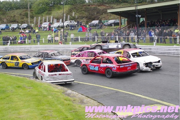 Lightning Rods, Hednesford Hills Raceway, 7 May 2012