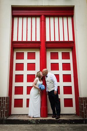 Kathy and Joel - Glen Echo Park Wedding