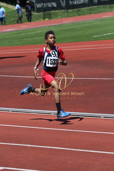 2017 AAU DistQual: 9 Boys  800m
