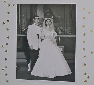 Richard and Yvonne's Golden Anniversary