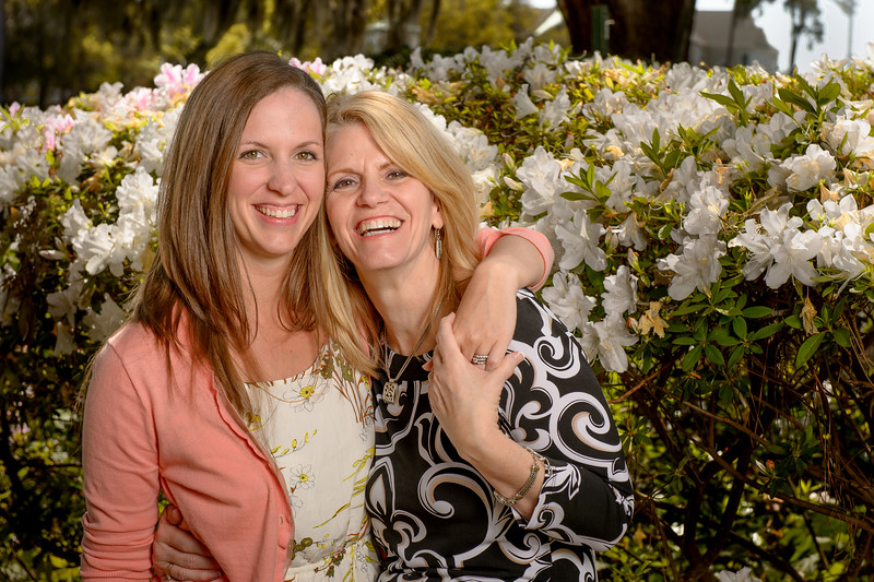 Barbara and Brittney